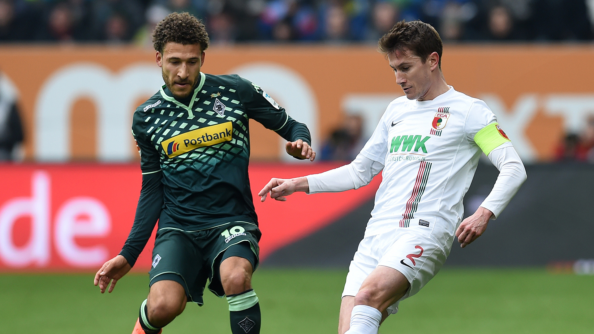 Video: Augsburg vs Borussia M gladbach